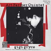 Art Farmer Quintet: The Art Farmer Quintet [Prestige 241]