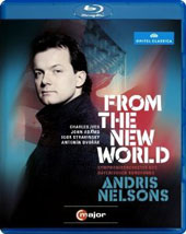Andris Nelsons - From the New World; Ives, Adams, Stravinsky, Dvorak [Blu-Ray]