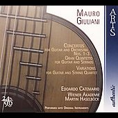 Giuliani: Guitar Concertos no 1-3 / Catemario, et al