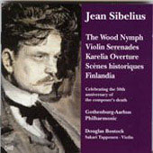 Sibelius: The Wood Nymph, etc / Bostock, et al