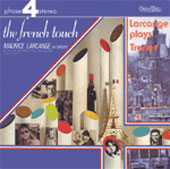Maurice Larcange: The French Touch/Larcange Plays Trenet *