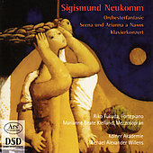 Forgotten Treasures Vol 8 - Neukomm: Piano Concerto, Ariaan a Naxos, etc / Willens, Fukuda, Kielland, et al