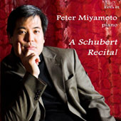 A Schubert Recital / Peter Miyamoto