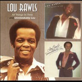 Lou Rawls: All Things in Time/Unmistakably Lou