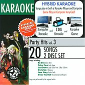 Karaoke: Party Hits, Vol. 3