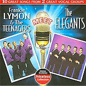 Frankie Lymon: Frankie Lymon & the Teenagers Meet the Elegants