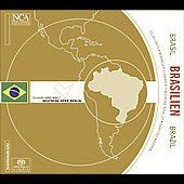 Sound of the World - Brazil / Queiroz, Berlin German Opera Quintet, et al