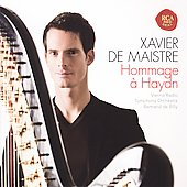 Hommage &agrave; Haydn / Xavier de Maistre