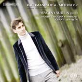 Medtner: Piano Concerto no 2;  Rachmaninov / North Carolina Symphony Orchestra