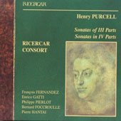 Purcell: Sonatas of III Parts; Sonatas in IV Parts