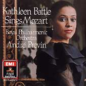 Kathleen Battle Sings Mozart / Previn, Royal PO