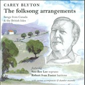 Carey Blyton: The Folksong Arrangements