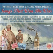 Various Artists: Songs That Won the War: The White Cliffs of Dover