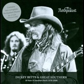 Dickey Betts/Dickey Betts & Great Southern: Rockpalast: 30 Years of Southern Rock 1978-2008