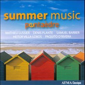 Summer Music / Pentaèdre Wind Quintet