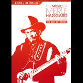 Merle Haggard: The  Music of Merle Haggard: The Epic Years [Long Box]