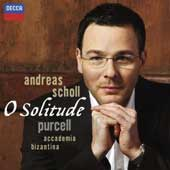 Purcell Songs & Aris / Andreas Scholl