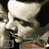 Mario Lanza (Actor/Singer): Student Prince & The Great Caruso