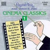 Various Artists: Cinema Classics, Vol. 1