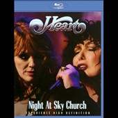 Heart: Night At Sky Church