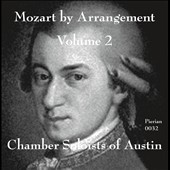 Mozart by Arrangement, Vol. 2 / Chamber Soloists of Austin - Kraber