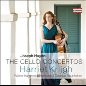 Haydn: The Cello Concertos / Harriet Krijgh, cello