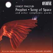 Pingoud: Prophet, Song of Space, etc / Oramo, Finnish RSO