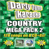 Sybersound: Party Tyme Karaoke: Country Mega Pack, Vol. 2 [6/24]