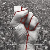Lewis Nielson: Axis / Jack Quartet, Red Fish Blue Fish
