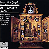 Handel: Messiah (Mozart Orchestration) / Mackerras