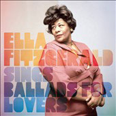 Ella Fitzgerald: Sings Ballads for Lovers
