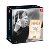 Georges Prêtre: The Symphonic Recordings for Warner - Works by Saint-Saëns; Roussel; Dvorák; Tchakovsky; Shostakovich; and more / Georges Prêtre, Various artists; [17 CDs]