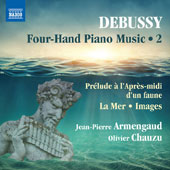 Debussy: Prelude to the Afternoon of a Faun; La Mer; Images;