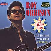Roy Orbison: 20 Golden Hits