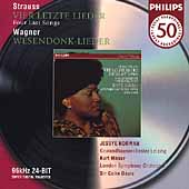Philips 50 - Strauss: Four Last Songs;  Wagner: Wesendonk