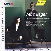 Faszination Musik - Reger: The Complete Works for Clarinet