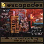 Escapades / Corporon, North Texas Wind Symphony
