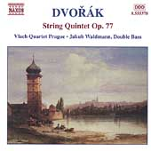 Dvorak: String Quintet, etc / Waldmann, Vlach Quartet Prague