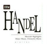 Handel: Messiah (Highlights), etc / Eastman Chorale, et al