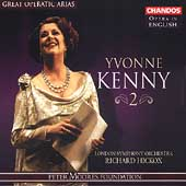 Opera in English - Yvonne Kenny 2 - R. Strauss, et al