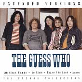 The Guess Who: Extended Versions (BMG)