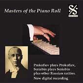 Masters of the Piano Roll - Prokofiev plays Prokofiev