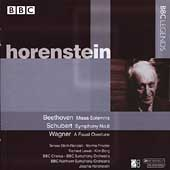 Beethoven, Schubert, Wagner / Jascha Hornstein, et al