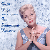 Patti Page: For Sentimental Reasons