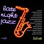 Various Artists: Late Night Jazz [Pazzazz]