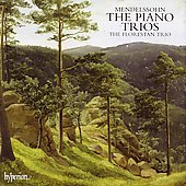 Mendelssohn: Piano Trios / The Florestan Trio
