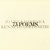 La Barbara: 73 Poems by Kenneth Goldsmith