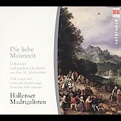 16th Century Choral Songs / Hallenser Madrigalisten