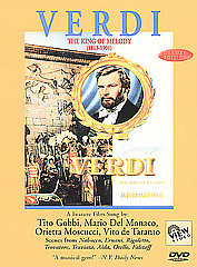 Verdi / Verdi: The King Of Melody [DVD]