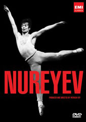 Rudolf Nureyev, a biography of the Russian Dancer - A Film by Patricia Foy (1991) [DVD]